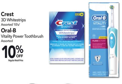 oral b 3d white strips instructions