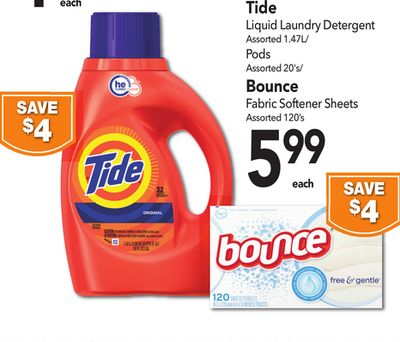 Here's Why You Should Avoid Toxic Tide Laundry Detergent Like The Plague