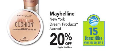 Maybelline Pan Cake Price