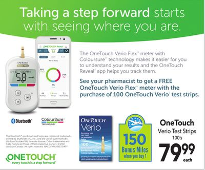 one touch verio iq test strips coupons