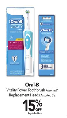 Oral-b Toothbrushes Pages - All Oral-B rechargeable models - A comprehensive review of the features/prices of all of the current Oral-b rechargeable models. Some comparisons between each of the individual toothbrush lines are made.