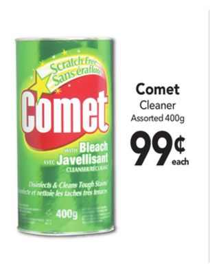 Comet cleanser coupon 2018