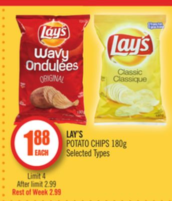 Lay s potato chips on sale salewhale ca