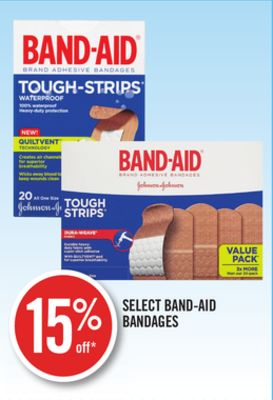 Select Band-aid Bandages