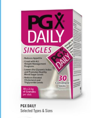 Pgx or Metaslim Diet & Nutrition Products