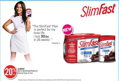 Slimfast Diet & Nutrition Products
