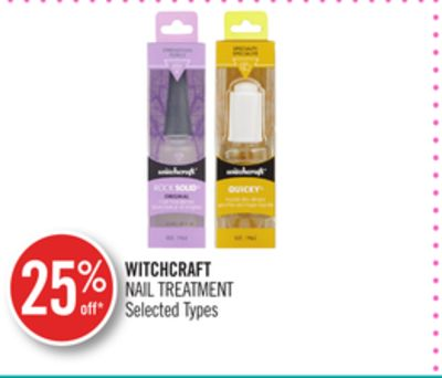 Witchcraft Nail Treatment