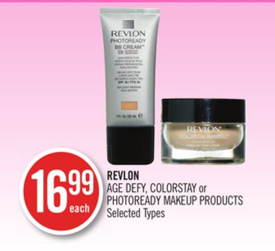 Revlon Age Defy - Colorstay or Photoready Makeup Products