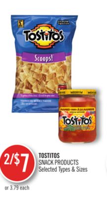Tostitos Snack Products