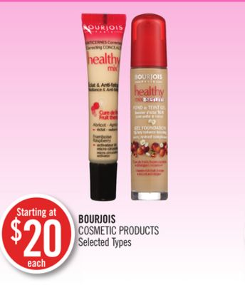 Bourjois Cosmetic Products