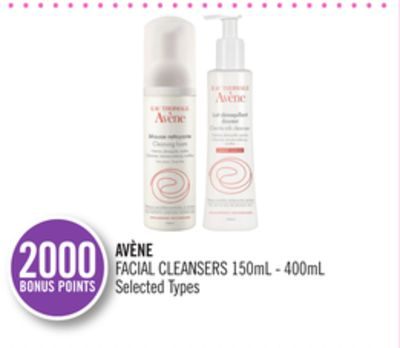 Avène Facial Cleansers
