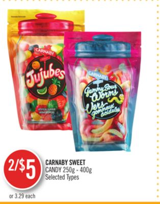 Carnaby Sweet Candy