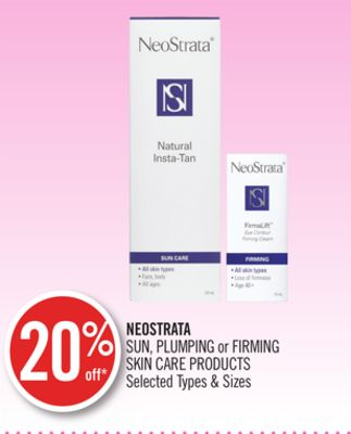 Neostrata Sun - Plumping or Firming Skin Care Products