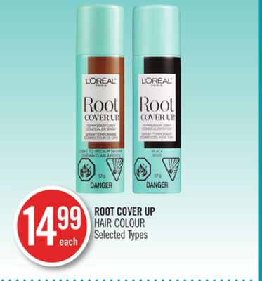 Root Cover Up Hair Colour