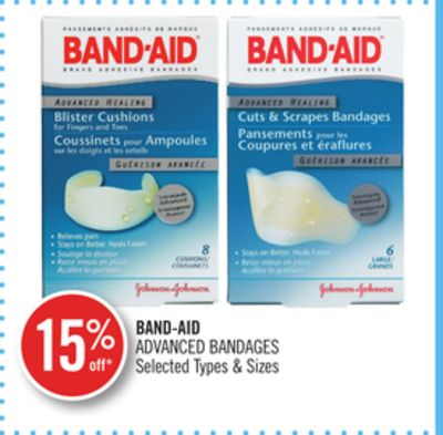 Band-aid Advanced Bandages
