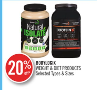 Bodylogix Weight & Diet Products