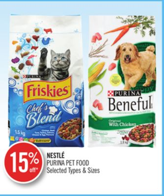 Nestlé Purina Pet Food