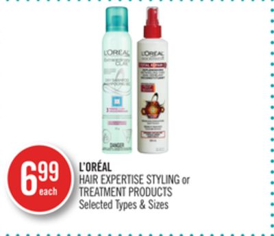 L\u002639;or\u00e9al Hair Expertise Styling or on sale Salewhale.ca