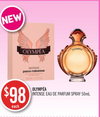 Olympéa Intense Eau De Parfum Spray