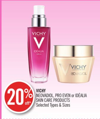 Vichy Neovadiol - Pro Even or Idéalia Skin Care Products