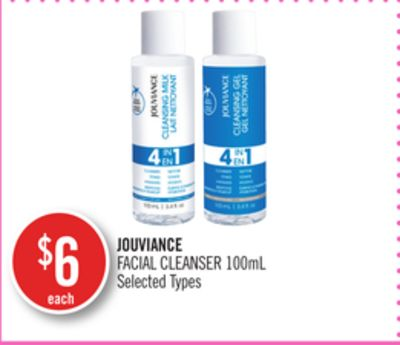 Jouviance Facial Cleanser