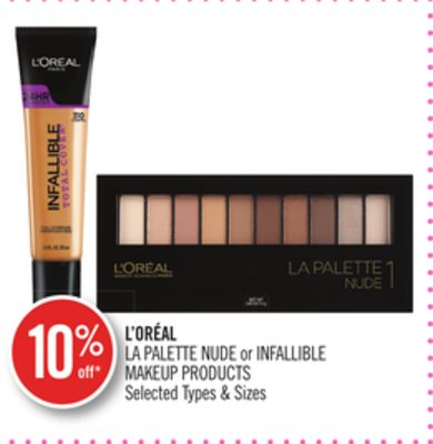 L'oréal Makeup Products