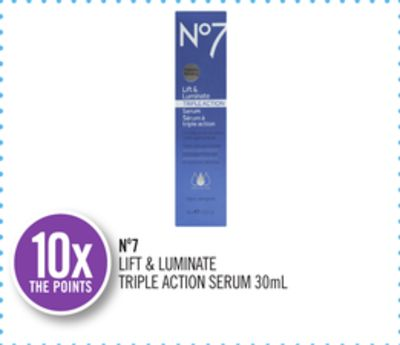 N? Lift & Luminate Triple Action Serum