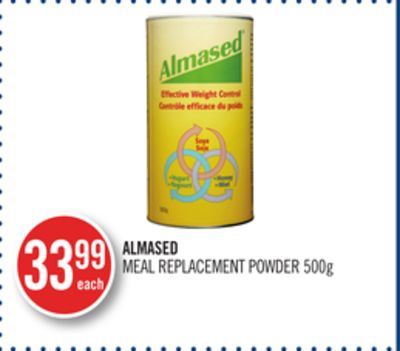 Almased Meal Replacement Powder