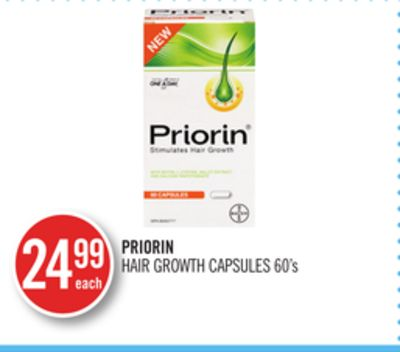 Priorin Hair Growth Capsules