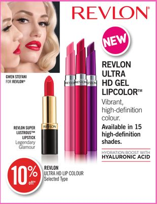 Revlon Ultra Hd Lip Colour