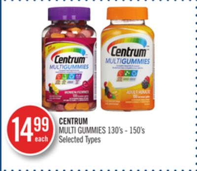 Centrum Multi Gummies