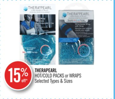 Therapearl Hot/cold Packs or Wraps