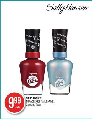 Sally Hansen Miracle Gel Nail Enamel