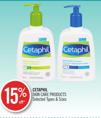 Cetaphil Skin Care Products