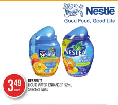 Nesfruta Liquid Water Enhancer