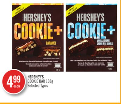 Hershey's Cookie Bar 138g