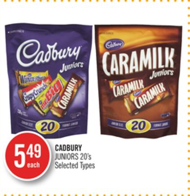 Cadbury Juniors