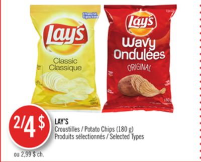 Lay's Potato Chips