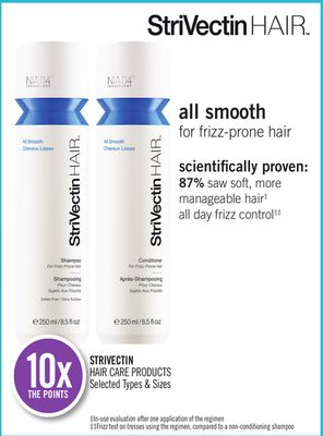 Strivectin Hair Care Products