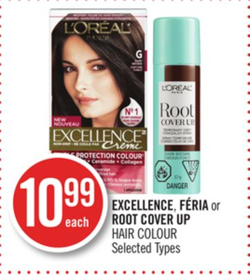 Excellence - Féria or Root Cover Up Hair Colour