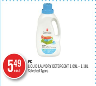 PC Liquid Laundry Detergent