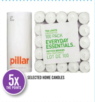 Selected Home Candles