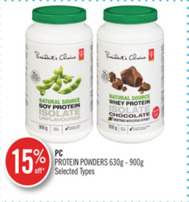 PC Protein Powders