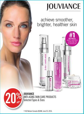 Jouviance Anti-aging Skin Care Products