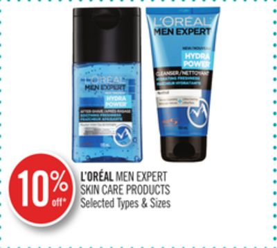 L'oréal Men Expert Skin Care Products