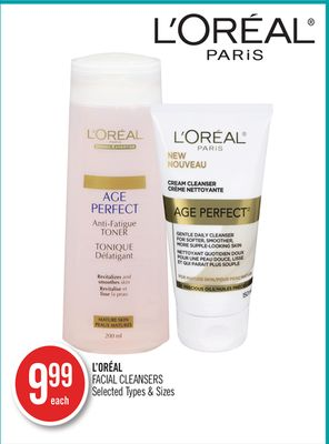 L'oréal Facial Cleansers