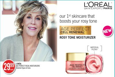 L'oréal Age Perfect Facial Moisturizers