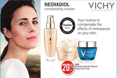Vichy Neovadiol Skin Care Products