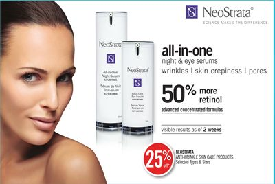 Neostrata Anti-wrinkle Skin Care Products
