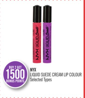 Nyx Liquid Suede Cream Lip Colour